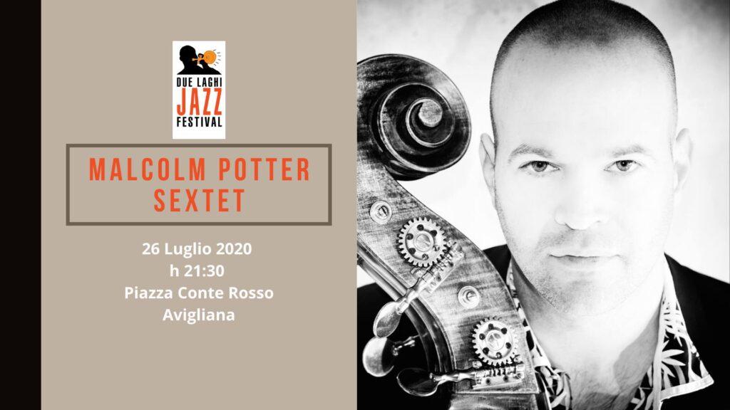 Due Laghi Jazz Malcolm Potter Sextet
