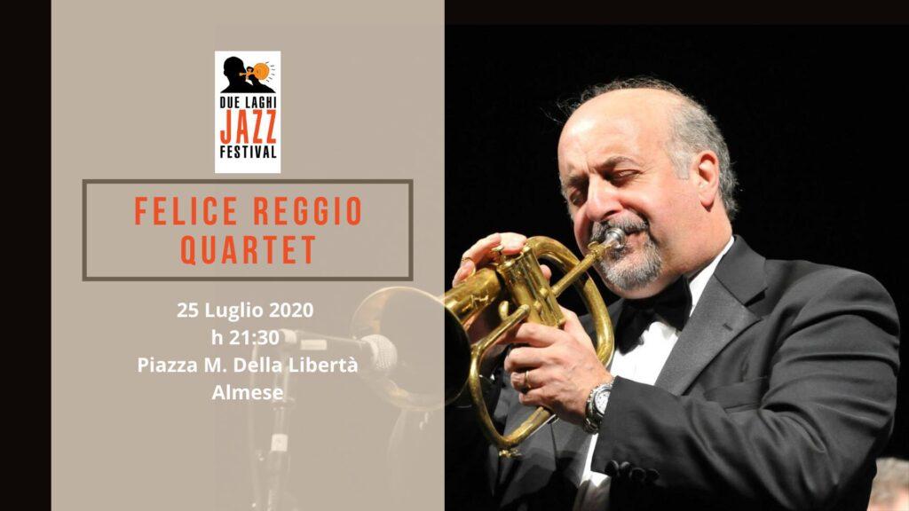 Due Laghi Jazz Felice Reggio Quartet My favourite movies Almese
