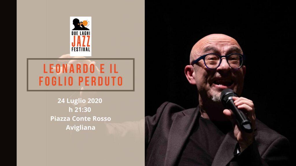 Due Laghi Jazz Leonardo e il Foglio Perduto Quintessence
