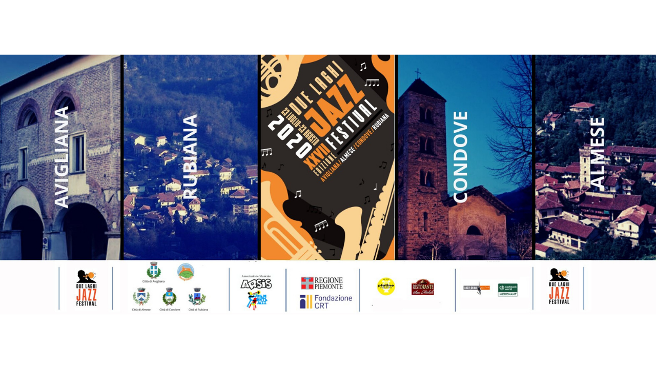 Due Laghi Jazz 2020 in Valle di Susa