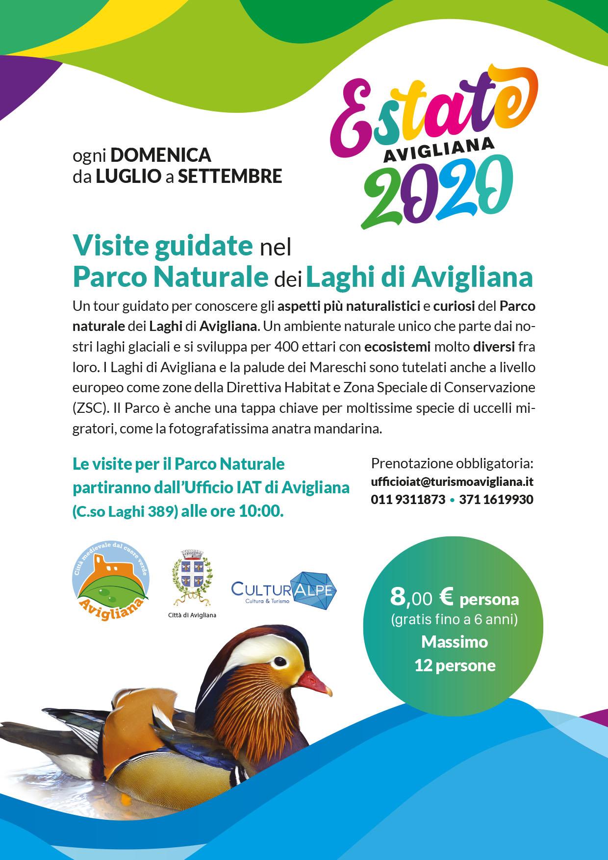 Estate 2020_Tour_Parco_Naturale_Laghi_Avigliana