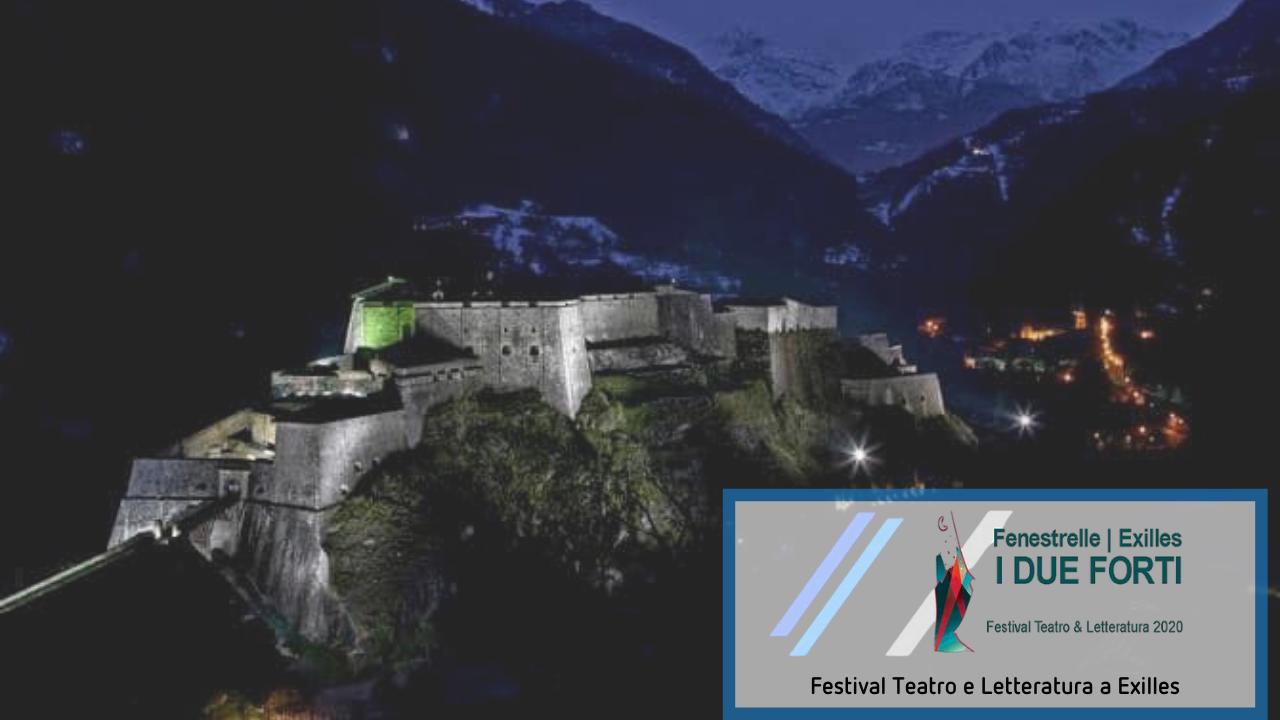 Festival Teatro e Letteratura a Exilles - Val di Susa