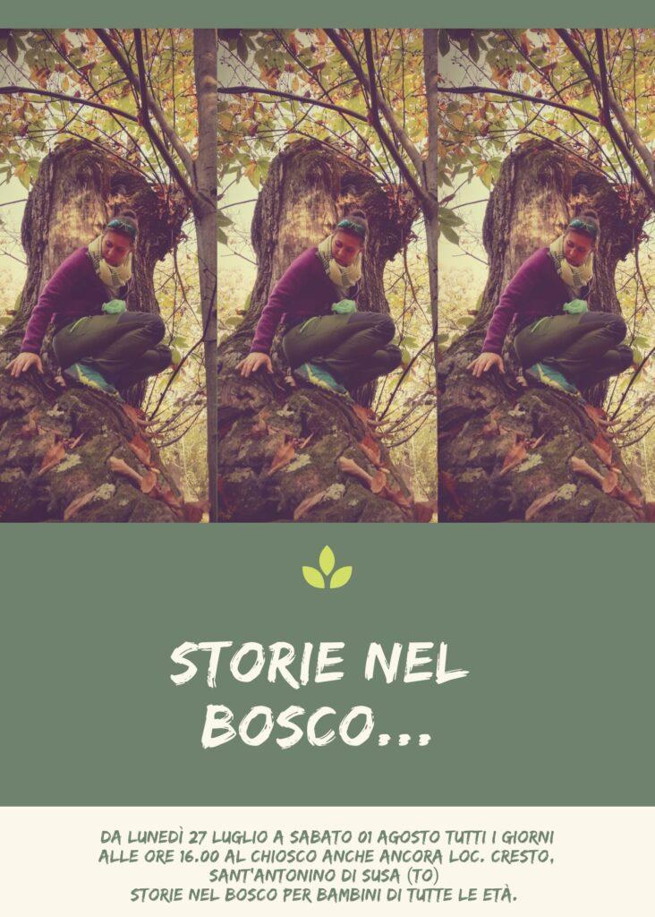Iocamminonaturalmente Storie nel bosco per bambini di tutte le età