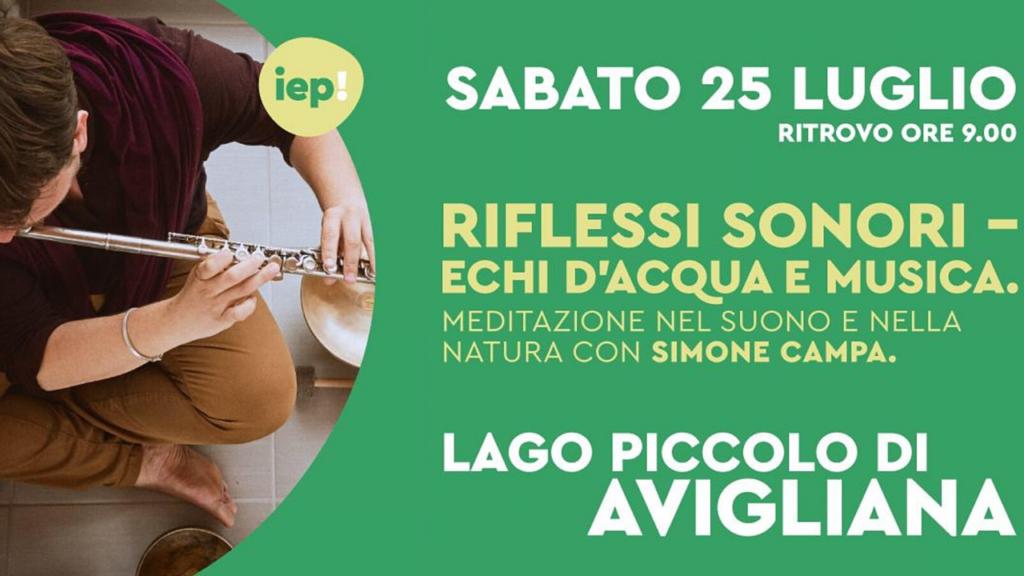 Riflessi sonori – Echi d'Acqua e di Musica al Lago Piccolo di Avigliana - Val Susa Turismo