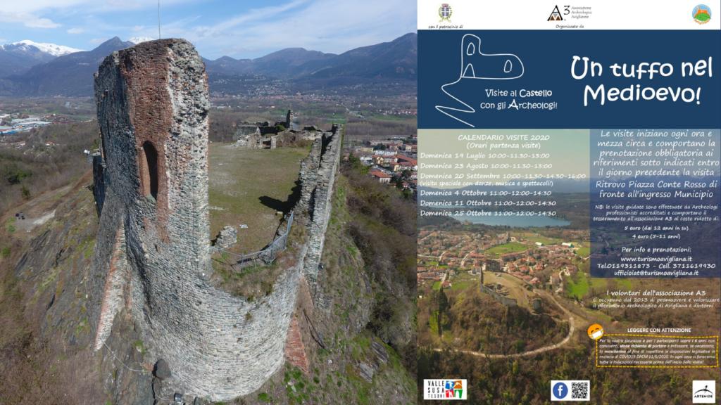 Un tuffo nel medioevo ad Avigliana - Val di Susa Turismo