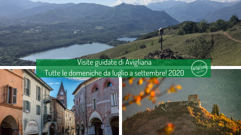 Visite guidate di Avigliana Estate 2020- Val Susa Turismo