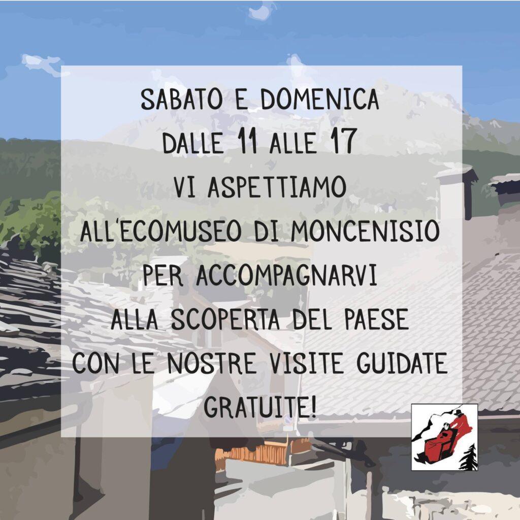 Visite guidate ecomuseo Moncenisio 1