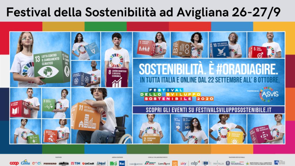 Festival della Sostenibilità ad Avigliana 26-27_9 - Val Susa