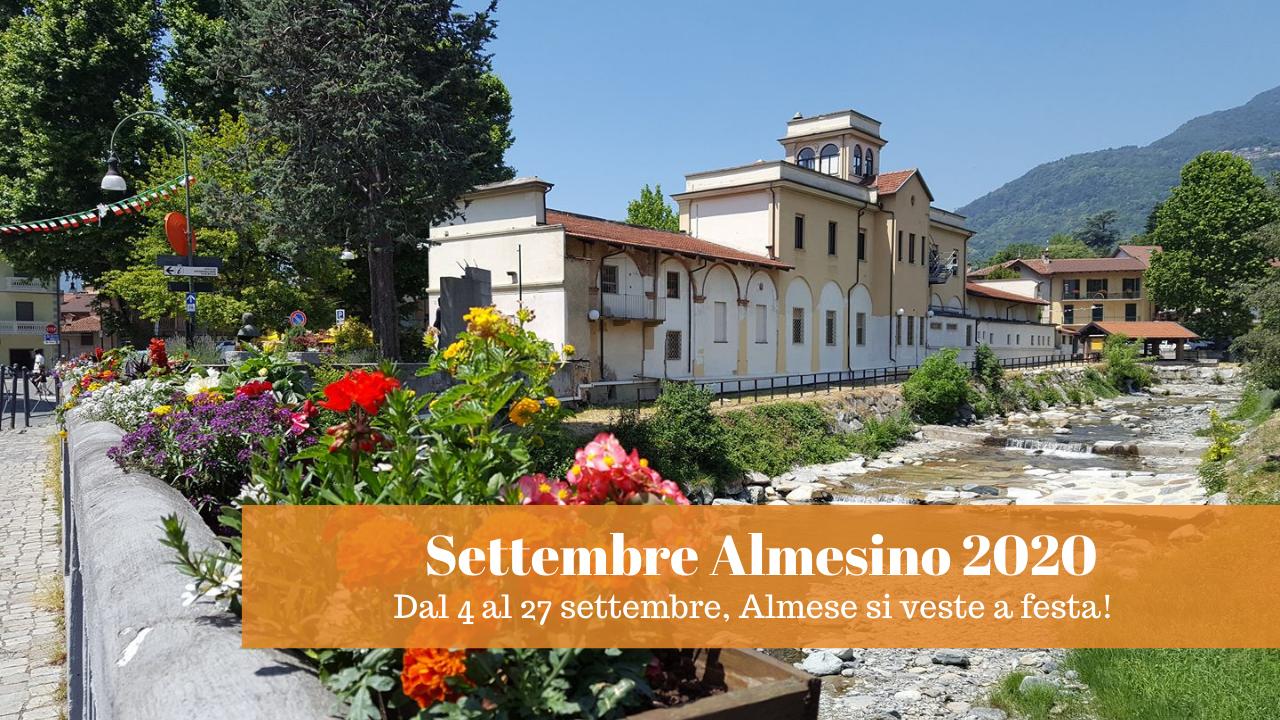 Settembre Almesino – Un mese di Eventi ad Almese