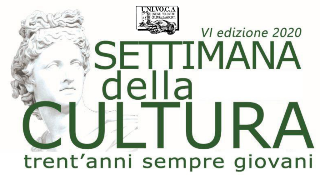 Settimana della Cultura UNI.VO.C.A - eventi in Val Susa