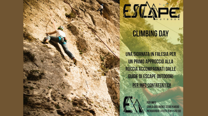 Climbing day in Valle di Susa