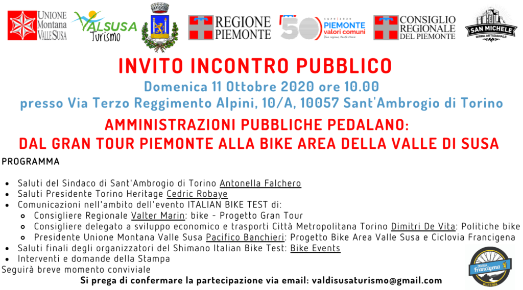 INVITO 11 ott - conferenza Bike test def