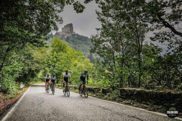 Italian-Bike-Test-Piemonte-ValSusa-Sacra di San Michele