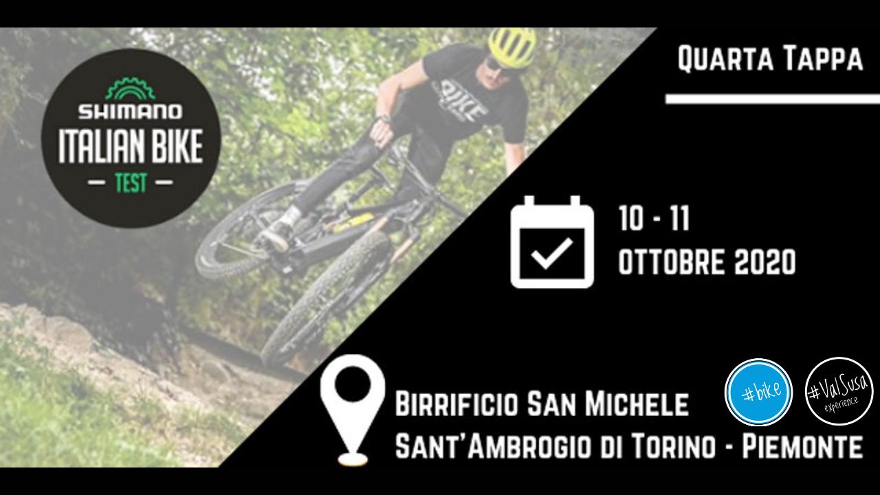 Italian Bike Test Piemonte: 10-11 Ottobre Sant'Ambrogio di Torino Valle di Susa