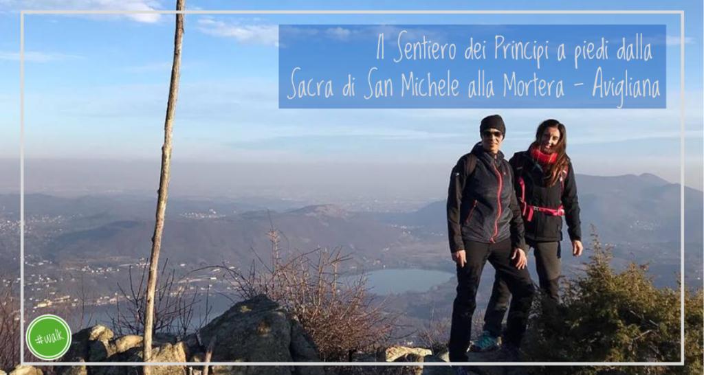 Sentiero dei Principi a piedi - Val Susa Turismo