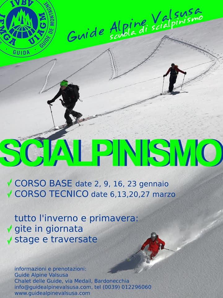 scialpinismo_Guide alpine ValSusa inverno 2020.2021