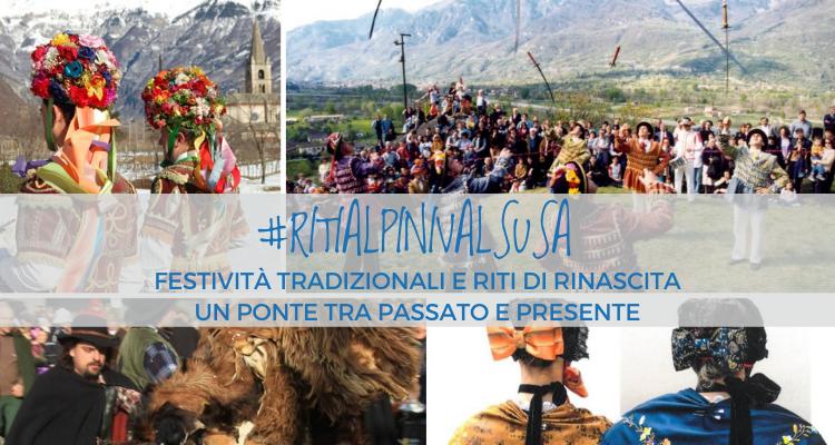 Riti Alpini Valsusa - Tradizioni religiose in Valle di Susa