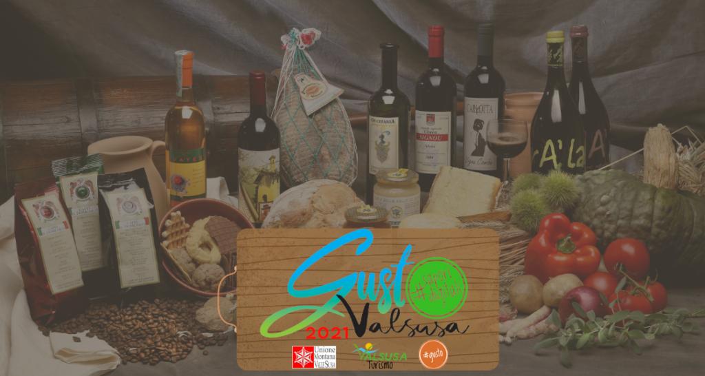Gusto ValSusa 2021 Versione - sapori digitali - Valle di Susa Turismo