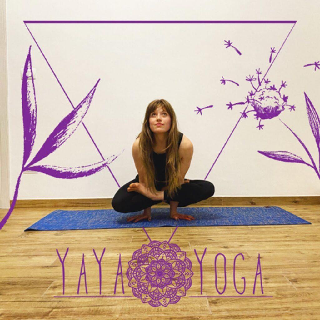 Michela Cotterchio _ YaYaYOGA - Yoga nel Parco Orsiera Rocciavrè