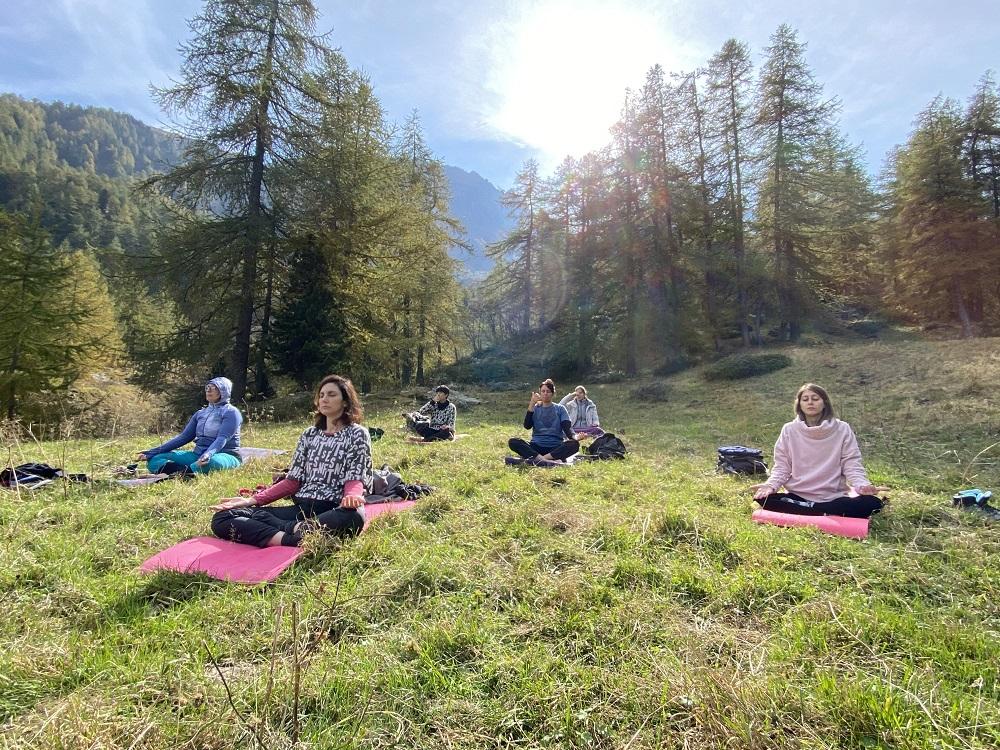 Yoga nel Parco Orsiera 2020 1