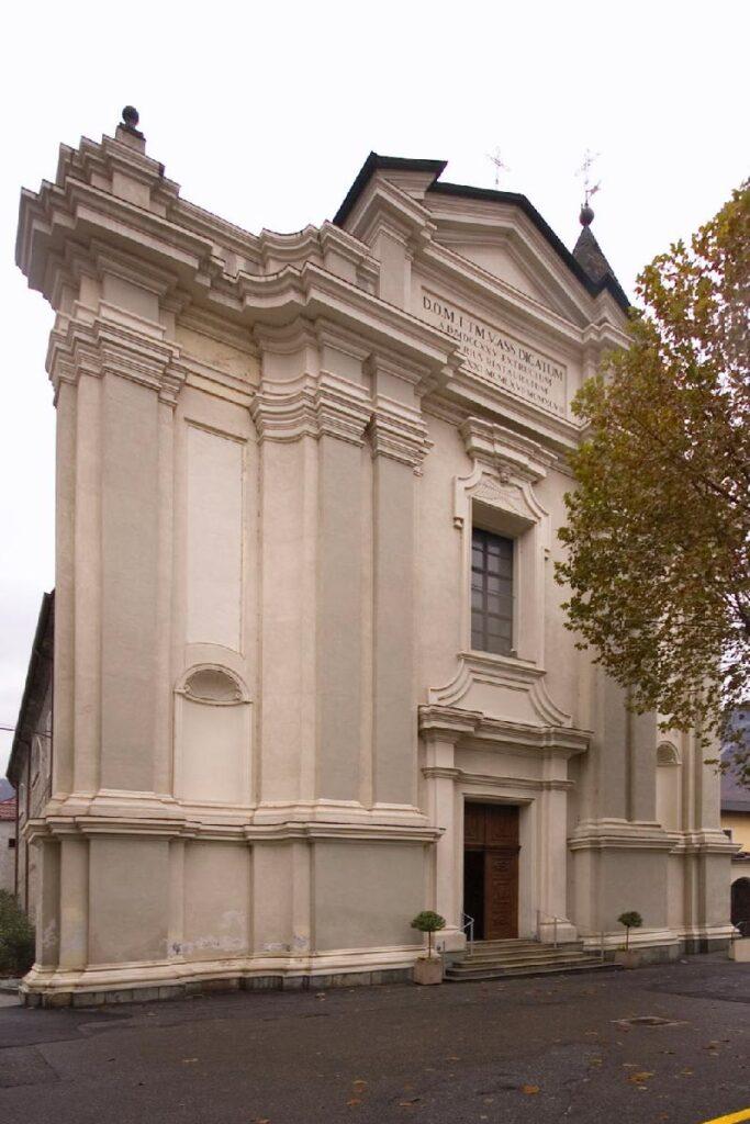 Chiesa parrocchiale di Santa Maria Assunta bussoleno