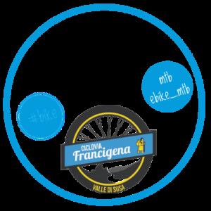 Ciclovia Francigena - Val Susa Turismo mtb ebike