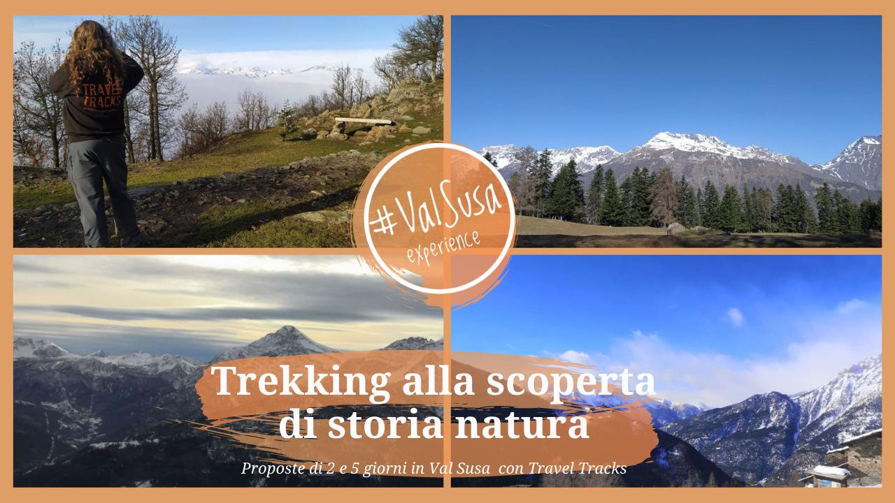 3 Proposte trekking di 2 e 5 giorni in Val Susa con Travel Tracks