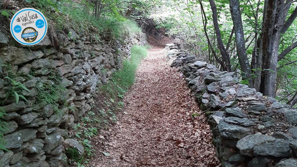Sentiero 504 – Chiusa San Michele – Borgata Bennale