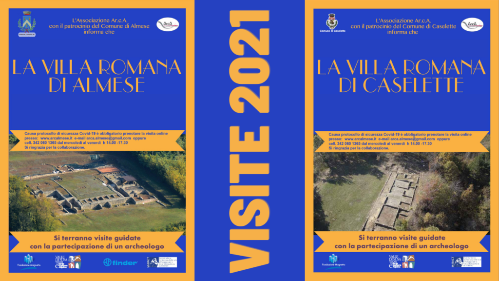 Visite 2021 nelle ville romane di Almese e Caselette