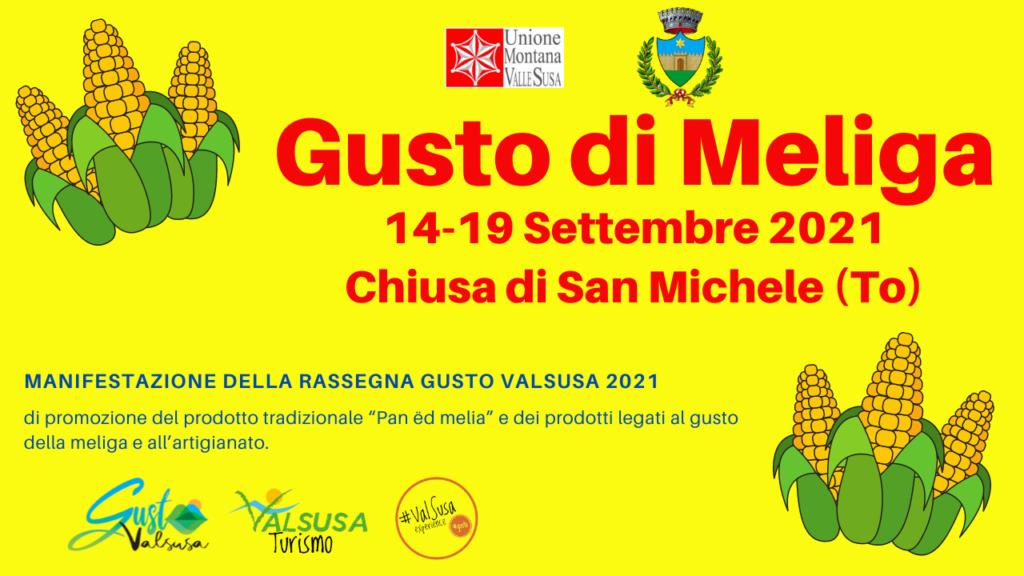 Chiusa San Michele, Gusto di Meliga 2021