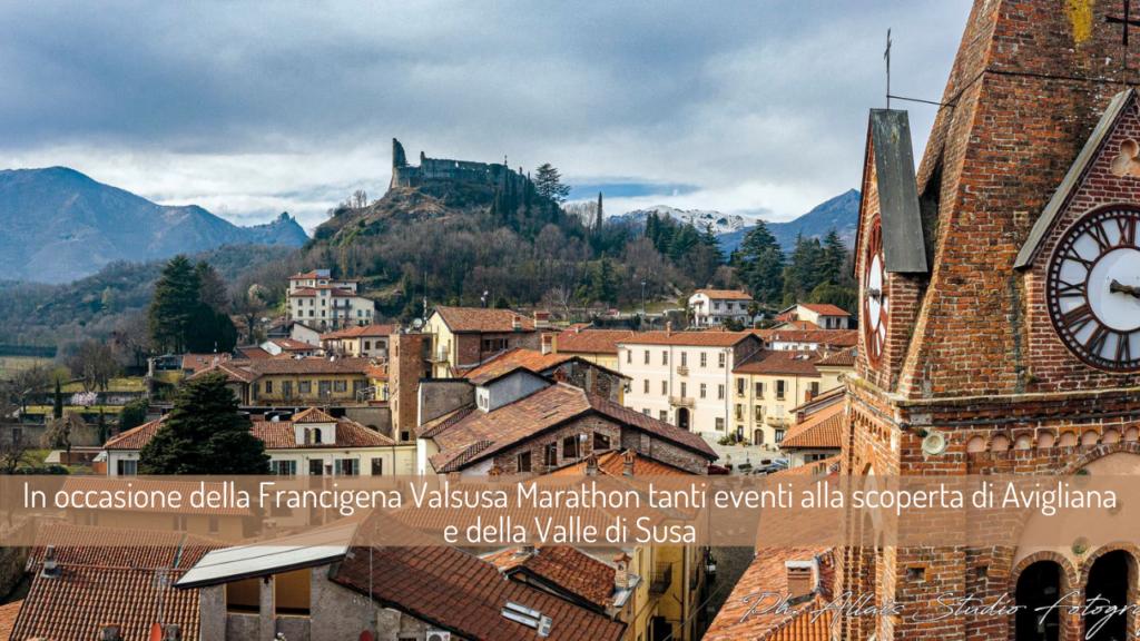 Eventi e visite turistiche nel week end della Francigena ValSusa Marathon 2021