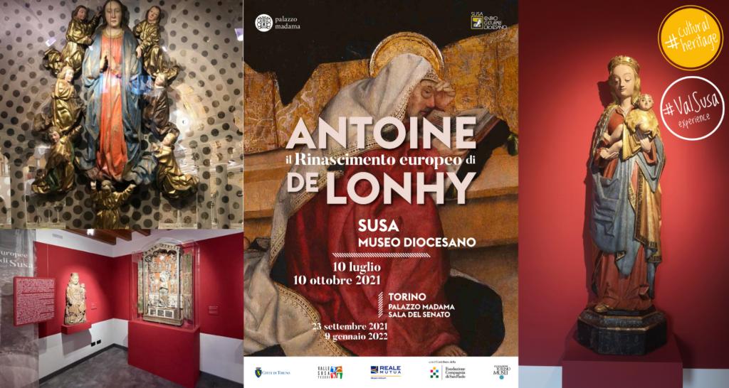 Mostra Il Rinascimento europeo di Antoine de Lonhy a l Museo Diocesano di Susa - Val Susa Turismo