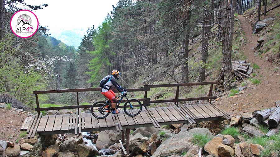 Alp45 – 77 km sull 45° parallello dal Musinè al Rocciamelone